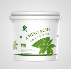 Aminoácidos orgánicos agrícolas líquido fertilizante NPK