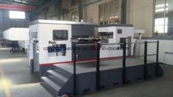 Faltendes und stempelschneidenes Maschinen-/Paper-Papierpaket-stempelschneidene und faltende Maschine