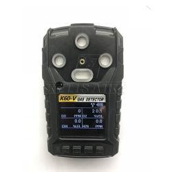 Novo Dispositivo 4 em 1 Dispositivo de monitorização de gases com Alarme de Detecção de fuga de gás GPL