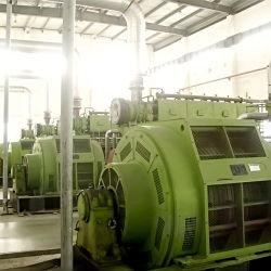 600kw (0.6MW) Generador de Diesel Hfo/Set/generación de juego utilizado en Hfo/crudo de la planta de energía eléctrica