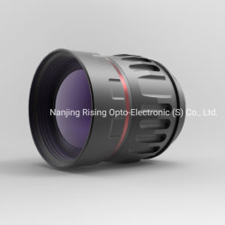 50mm 640*512-17um Athermalレンズの焦点距離1.2 8-12um 88%の13.93mm手動焦点Ar赤外線イメージ投射非冷却の探知器の熱探知カメラIR Snipescope