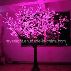 LED de inverno Natal Luzes de decoração Cherry Tree Light