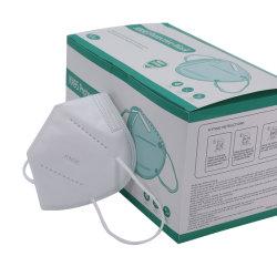 Fábrica directo pequenas fim aceitou Nonwoven Fabric descartáveis reutilizáveis Earloop KN95 Máscara para auto-utilização