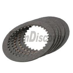 A placa de fricção de transmissão da placa da embreagem de fricção do disco de fricção
