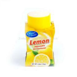 136gレモン芳香の寝室の浴室の防臭剤の芳香の世帯のColloid芳香剤(JSD-M0039)