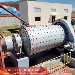 Moulin de puissance Fer Manganèse Étain Plomb Pb aluminium en poudre minérale de minerai de cuivre or broyeur à boulets de broyage de minerai de l'usine de broyage à billes