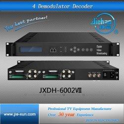 4 в 1 Demodulator декодер DVB CAM IRD спутникового ресивера