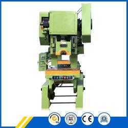J23 punzones de metal y Prensa mecánica o de la máquina perforadora