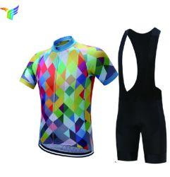 Homem personalizados de alta qualidade vestuário de desporto Bicicleta Jersey