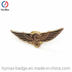 Förderndes Geschenk-kundenspezifisches Metallmilitärreverspin-Abzeichen
