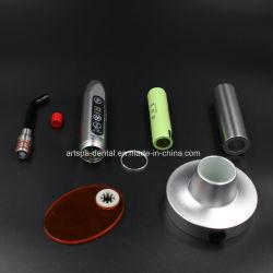 Nuevo tipo Ap-C10 el cuerpo de metal de aleación de aluminio color diferente para la elección de la luz de curado Dental