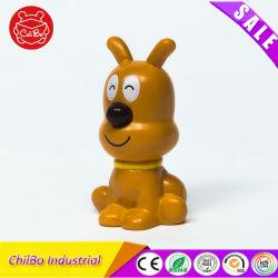 様々な OEM の漫画動物のプラスチック指のおもちゃ