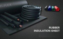Acondicionador de aire colorido el tubo de goma de cobre aislado Tubo/.