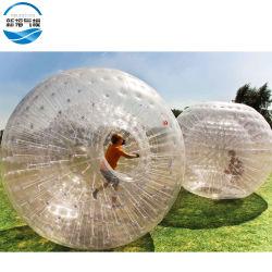 جسم عملاقة قابل للنفخ واضحة [زورب] إنسانيّة قداد كرة, كبيرة [تبو] قابل للنفخ [زوربينغ] كرة لأنّ بالغ