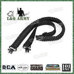 ライフルスリング戦術銃スリング調整可能ロープクイックスイベル