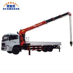 Nieuwe telescoopgiek met rechte giek, 10-16 ton, op trucks gemonteerde kraan Truck Mounted Lorry Truck Crane Truck te koop
