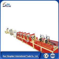 macchina di perforazione della protezione di bordo di carta 45m/Min/scheda di angolo (SANPPL-120DC)
