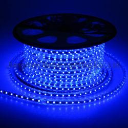 Projeto de decoração férias flexível RGB DMX5125050-60 SMD 14W à prova de interior/exterior da luz de LED