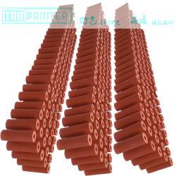 Rulli del silicone di scambio di calore per la timbratura calda