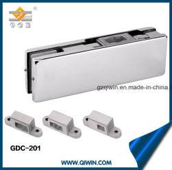 Parche montaje y la puerta de cristal la abrazadera de montaje de vidrio Botón (GDC-201).