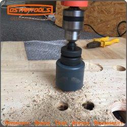 Bi M42 de métal de 8 % de Cobalt de percer le trou d'alimentation de la faucheuse de forage de scie