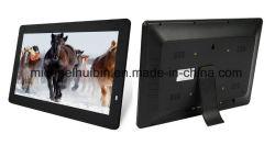 Cornice fotografica digitale per pubblicità Full HD Multi Media da 14 pollici (HB-DPF1401)