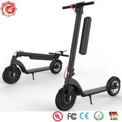8,5 pouces Kick électriques les scooters électriques 350W 36V E Scooter électrique pliant portatif/hover board