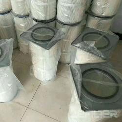 Hochtemperaturluft-Filtration-Staub-Sammler-Filtereinsatz