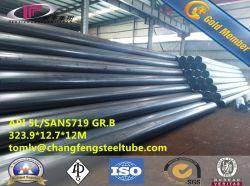 3LPE enduit API 5L/SAN719/AS/NZS 1163 GR. B C350 Caissons/HFW Tuyau en acier