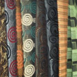 De Stof van Chenille van de Polyester van 100% voor de Textiel van de Bank en van het Huis