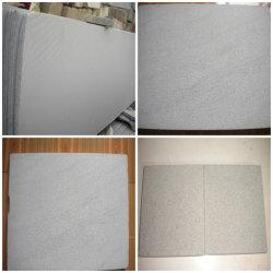 Натуральный камень Flamed плиткой белого песчаника на тротуаре/пол/Стены плитки
