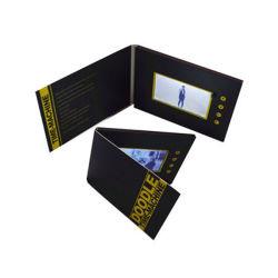 Carte postale vidéo de l'écran LCD POUR LA FÊTE DES MÈRES