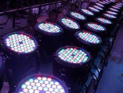 Indicatore luminoso di PARITÀ di alta luminosità 54PCS 3W RGBW LED di colore completo da vendere