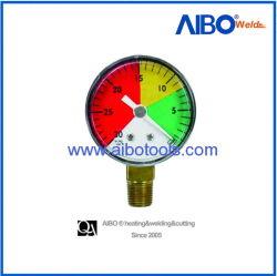 Medidor de pressão de vácuo com conector de latão (2W1733)