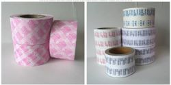Papel composto para embalagem de sílica gel