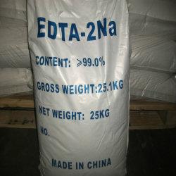 Het witte Kristallijne Zout van de Diamine van de Ethyleen van het Poeder EDTA-2na Tetraacetic Zure Disodium
