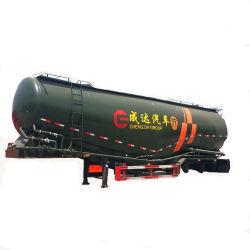 Semi Aanhangwagen van het Cement van Chengda de Hete Verkopende 50-73 Cbm Bulk de Tanker van 60 T voor Verkoop