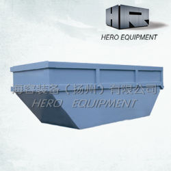 Heavy Scrap Metal Lugger Container