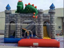 De hete Opblaasbare OpenluchtStad van de Pret van Themed van het Park van de Dinosaurus, Opblaasbare Funcity