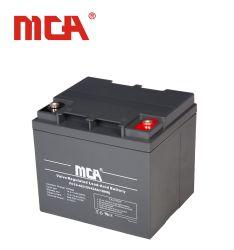 広く利用されたUPS電池12V 42ahの小さい充電電池