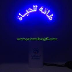 Messaggio LED acceso ventola lampeggiante