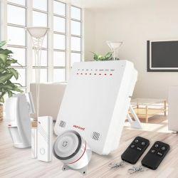 Расширенные возможности GSM Home Mutifunction охранной сигнализации с языка (YL-007M3X)