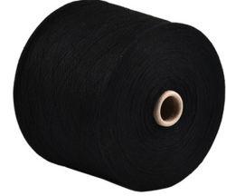 Ne 16/1 textiles teñidos de reciclar el 65% Poliéster 35% de los hilados de algodón para tejer calcetines de hilo de tc