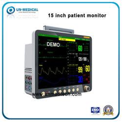 (PM9000D) Nieuwe Hart/Medisch/het Ziekenhuis/zes-Parameter Geduldige Monitor