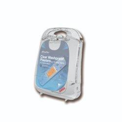 Claro resistente al lavado yesos Mini kit de primeros auxilios