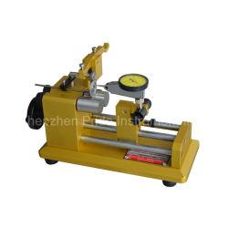 Инструмент для измерения точности измерения соосности сопла согласно пружинной индикаторной пластине