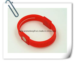 Army Green Silicone Hand Bands Soft Rubber Band