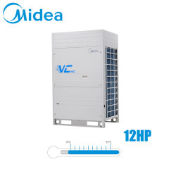Midea Aire_Acondicionado 33.5kw HVAC 쪼개지는 시스템 Aircool 압축 단위 냉각 장비 Vrv 에어 컨디셔너 Vrf 시스템