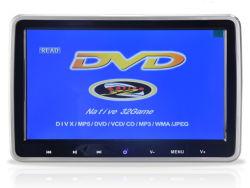 11 дюймов цифровой экран Car направляющие подголовника заднего сиденья DVD плеер с USB/SD/FM/HDMI
