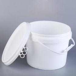 20L 플라스틱 물 페인트 또는 다른 액체 사용 물통 들통